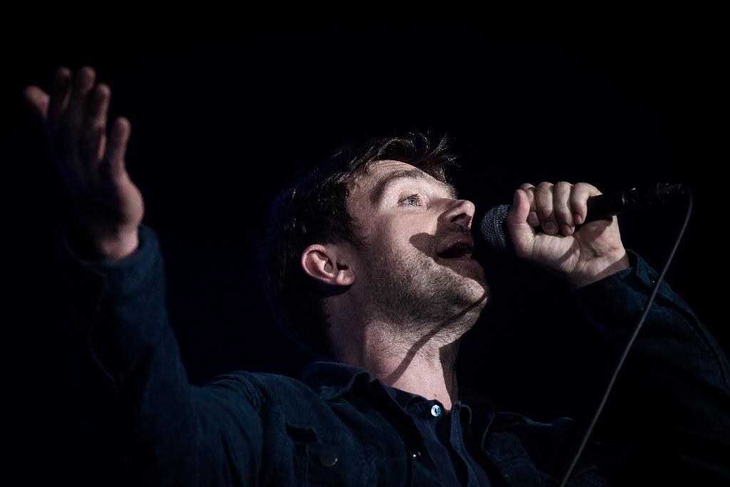 Damon Albarn musical whisks 'Alice' into the virtual world