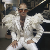 Weekend Rock Question: What Is Elton John's Best Song?