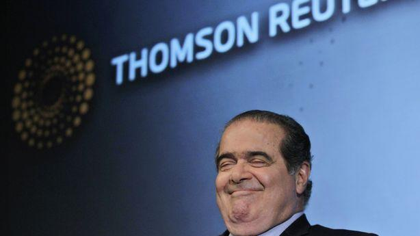 Scalia Reveals His Current Thinking on Gay Marriage (and Murder)