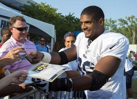 Michael Sam tells Oprah there are other NFL players who are gay