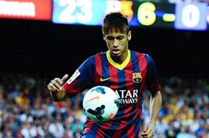 Neymar not concerned by goal drought