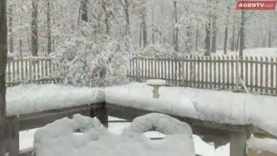Video: Viewers share their winter weather pics on u local!