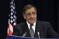In a major speech on cybersecurity on Thursday, Defense Secretary Leon Panetta (pictured on October 10) issued a veiled warning to Tehran that Washington is ready to take pre-emptive action to protect US computer networks