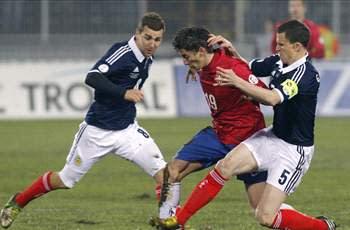 Serbia 2-0 Scotland: Defeat ends Tartan Army's World Cup dream
