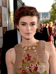 GLAM SLAM July 2 Keira Knightley