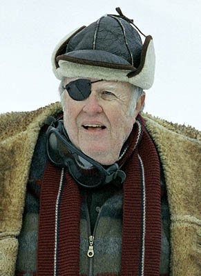 M. Emmet Walsh in Disney's Snow Dogs