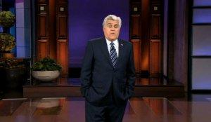 Jay Leno Jokes About 'Awkward Day' in 'Tonight Show' Monologue (Video)