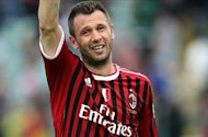 Sampdoria vice-president rules out Cassano return