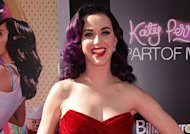 Katy Perry : bombe fatale pour la premire de son film