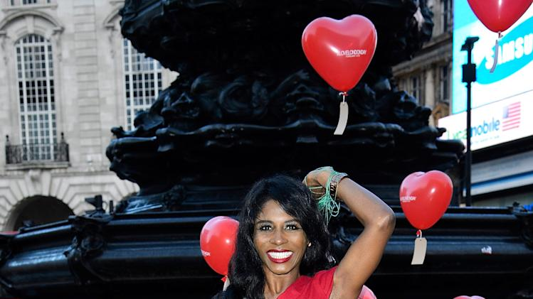 Sinitta Launches Love London Day - Photocall
