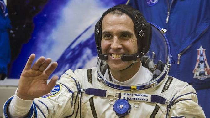 Astronaut to Give UConn Commencement Speech From Space