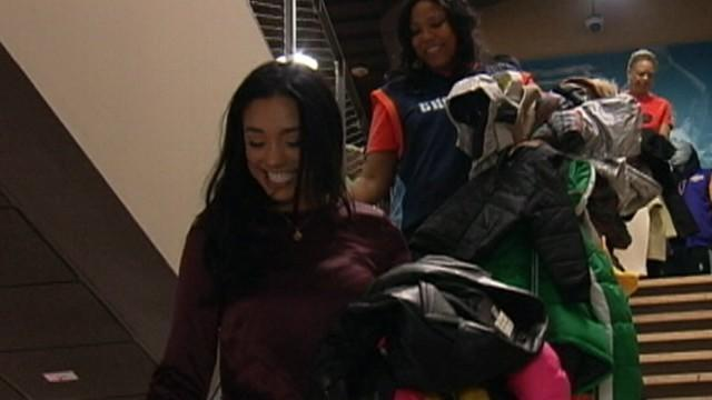 'GMA' Pushes for 500 Coats Donated in 1 Day