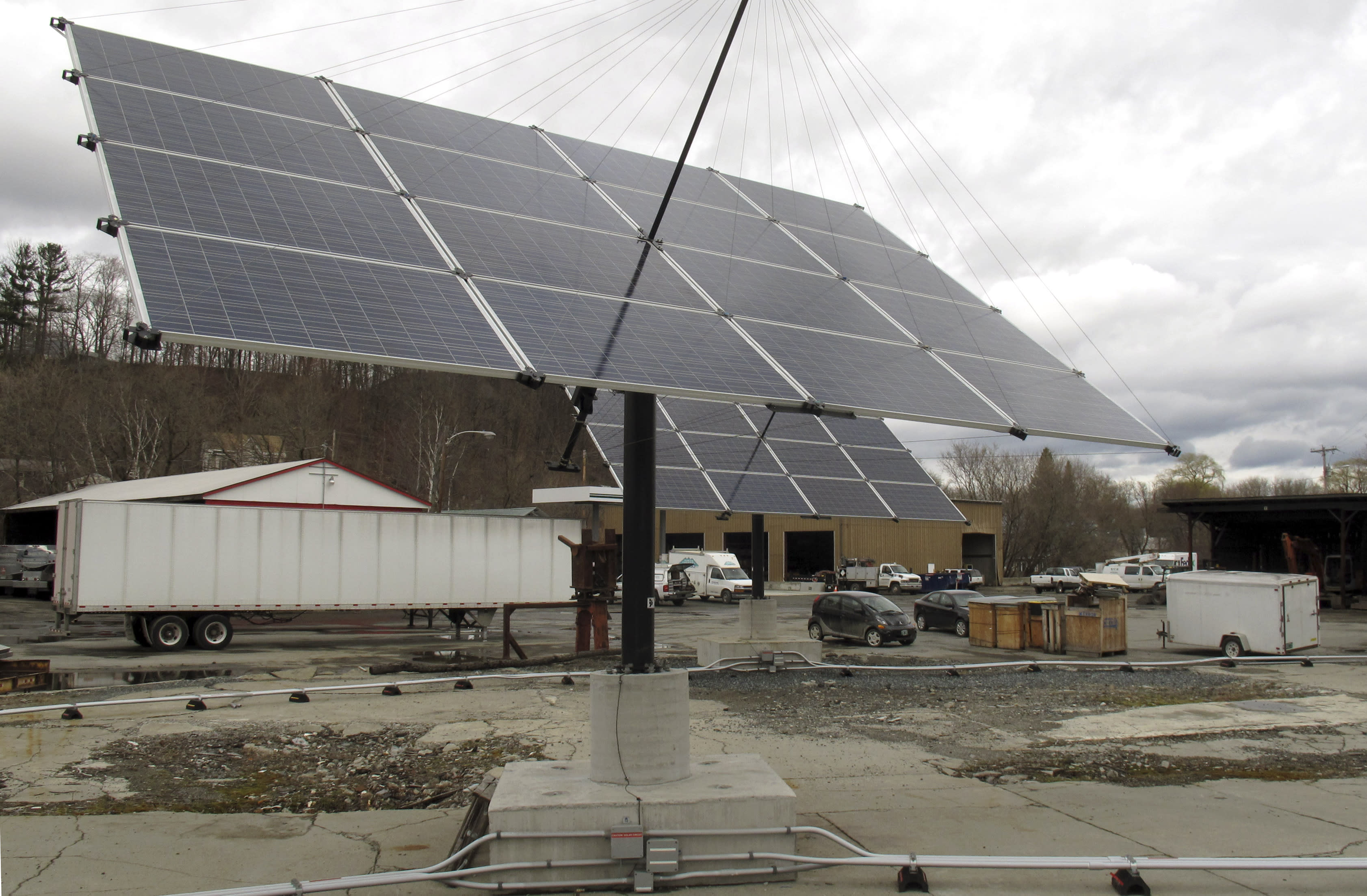 Norwich 1st Vermont community to be 100 percent solar
