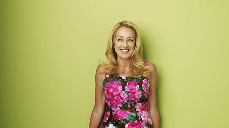 "Patricia Wettig in the ABC series ""Brothers & Sisters"""