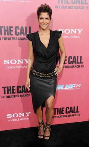 Halle Berry arrives at the Los Angeles premiere of 'The Call' at ArcLight Hollywood on March 5, 2013 in Hollywood, Calif. -- Getty Premium