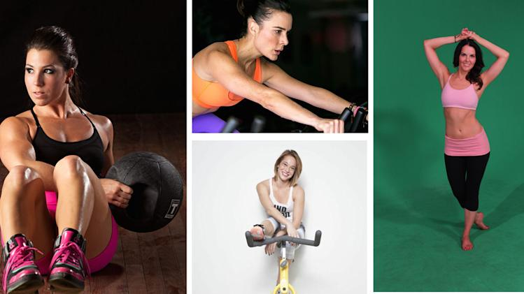 Hottest Trainer 2014: Who Is the Hottest Female Trainer in Boston?