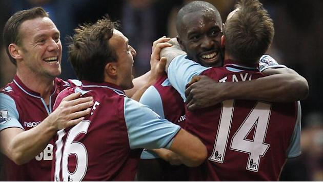Premier League - West Ham United v Swansea City: LIVE