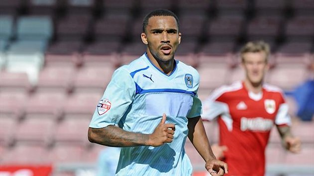 Coventry striker Callum Wilson (PA Sport)