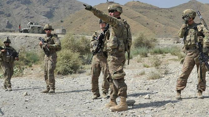 U.S. Military in Afghanistan By the Numbers: 2,184 Dead, 19,600 Wounded