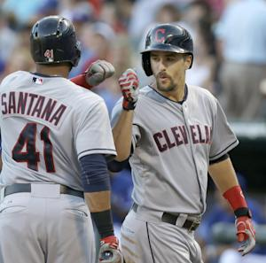 Chisenhall's 9 RBIs lead Tribe past Rangers 17-7
