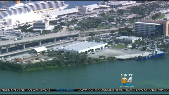 Royal Caribbean Leads Alliance Opposing Beckham's PortMiami Soccer Stadium Plan