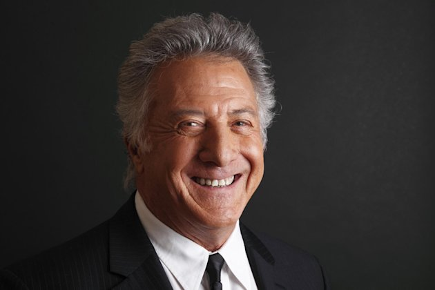 "FILE - In this Friday, Jan. 13, 2012 file photo actor Dustin Hoffman poses for a portrait while promoting the new HBO television series ""Luck"" at the Television Critics Association Winter Press Tour in Pasadena, Calif. A man who had a cardiac arrest while jogging in London's Hyde Park says his life was saved with help from a famous passer-by, Dustin Hoffman. Sam Dempster said Tuesday May 8, 2012, that the actor waited with him after he collapsed on April 27 until paramedics arrived. (AP Photo/Danny Moloshok, file)"