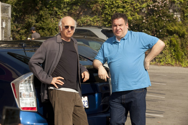 Outstanding Comedy Series: &quot;Curb Your Enthusiasm&quot;