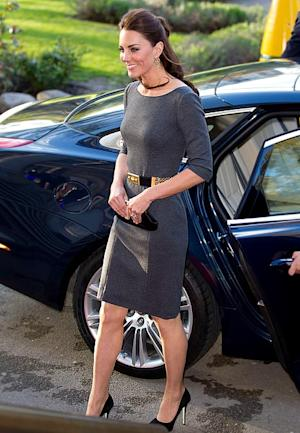 Glowing Kate Middleton Stuns in Another Regal Outfit