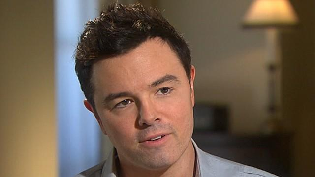 Barbara Walters' 10 Most Fascinating People:  Seth MacFarlane