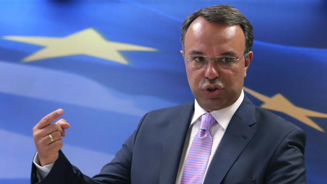 Greece beats budget targets so far this year