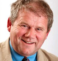 Tragic: Councillor Keith Johnson is thought to have killed his wife before killing himself (SWNS)