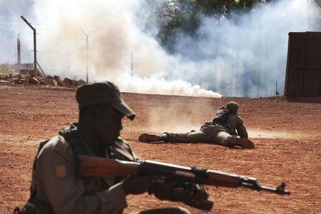 Three Malian soldiers killed in clash with gunmen in north