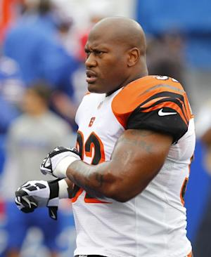 Bengals missing 3 key players vs Browns
