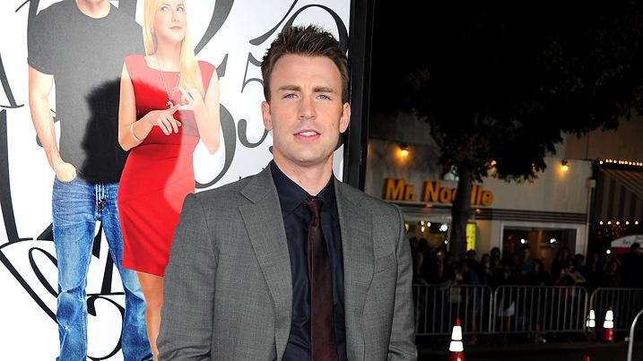 What's Your Number 2011 LA Premiere Chris Evans