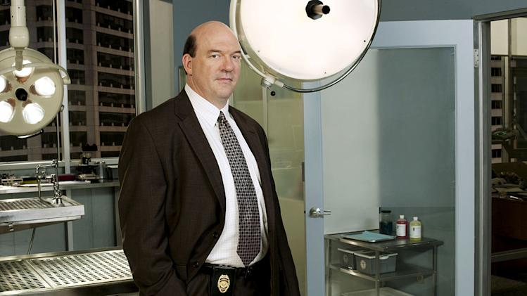 "John Carroll Lynch stars as Detective Bud Morris in ""Body of Proof."""