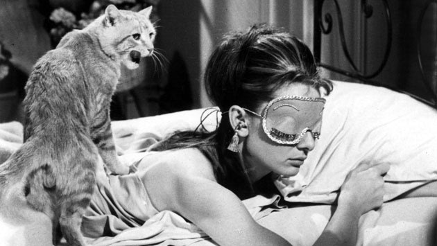 Audrey Hepburn in 'Breakfast and Tiffany's'