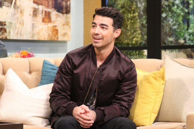 Joe Jonas OK With Being The Subject Of A Taylor Swift Song