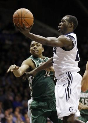Henry leads Charlotte past No. 11 Butler 71-67