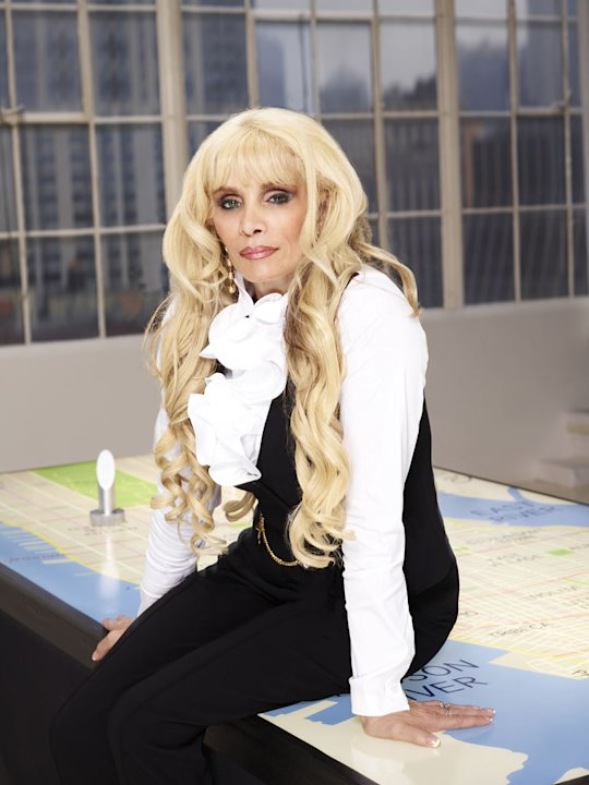"Victoria Gotti competes in the 12th season of ""The Celebrity Apprentice."""