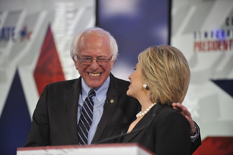 Live Blog: Hillary Clinton, Bernie Sanders Face Off in Another Democratic Debate