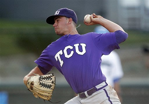 Regis helps UCLA beat TCU in NCAA Super Regional