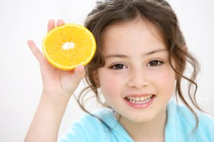 Is your child getting enough vitamin C?