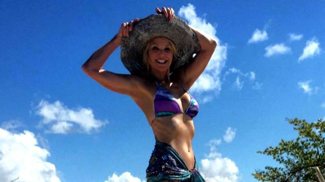 61-Year-Old Christie Brinkley Shows Off Killer Figure in Tiny Bikini