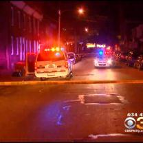 Man Shot Dead In Kensington