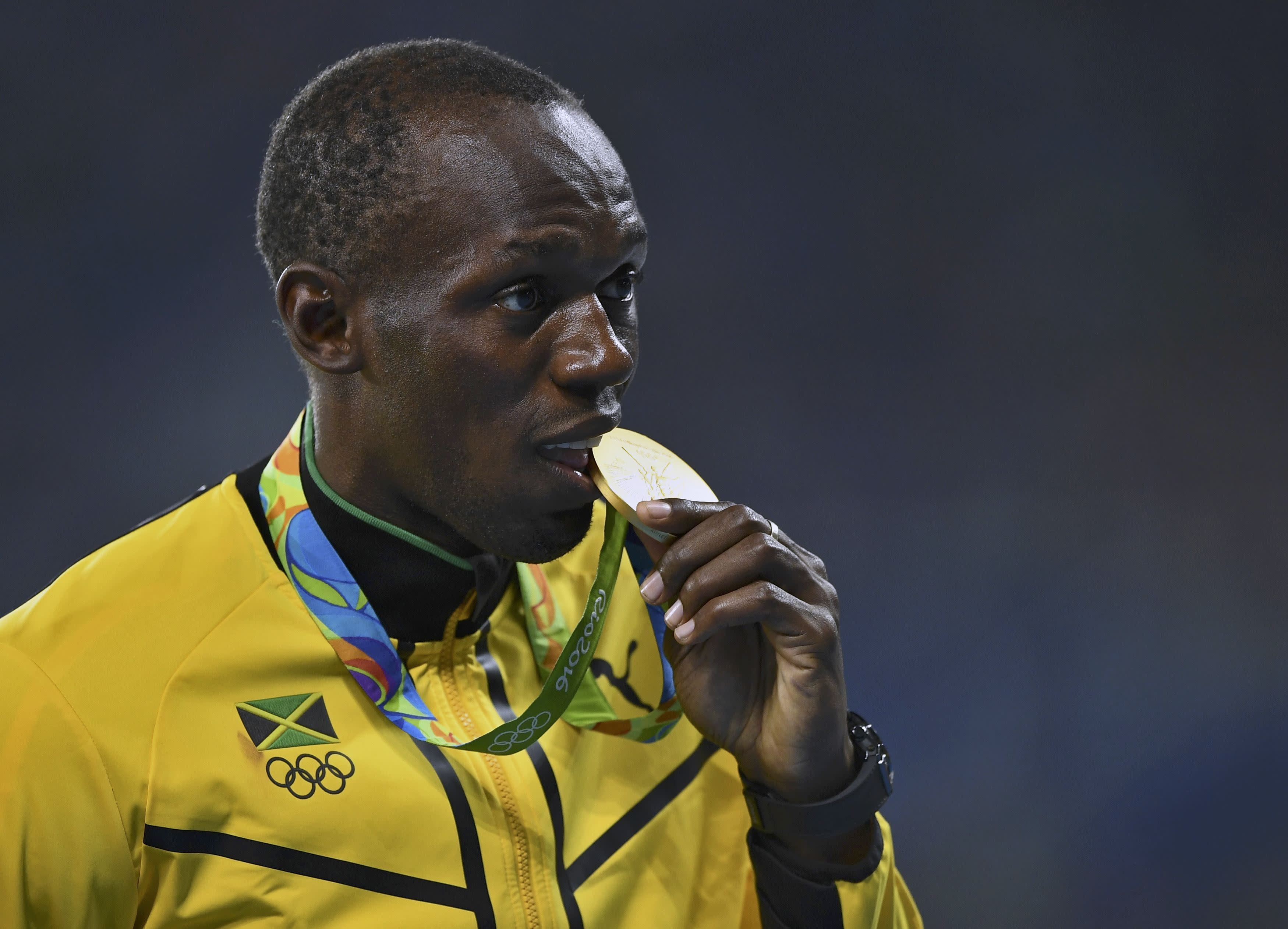 Usain Bolt's Girlfriend Reacts To Cheating Controversy