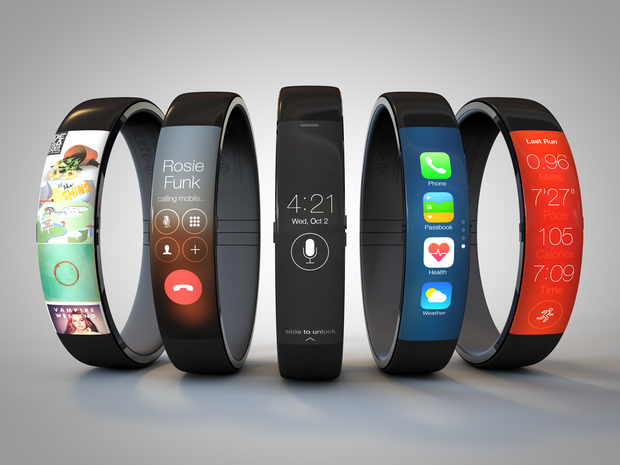 4 'iWatch' alternatives Apple could unveil on Sept. 9