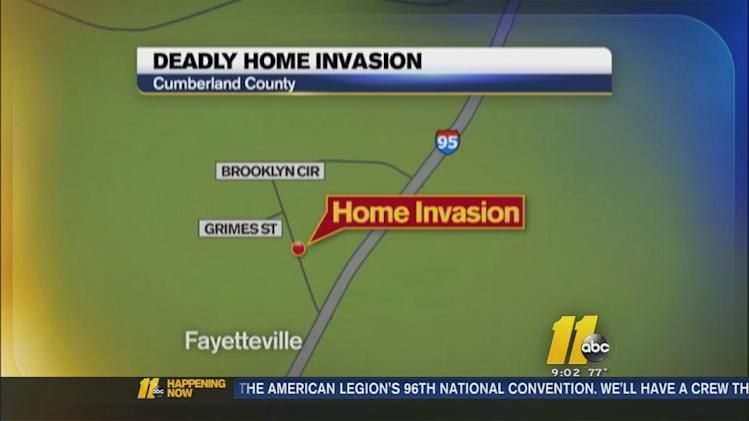 Authorities investigating deadly home invasion in Cumberland County