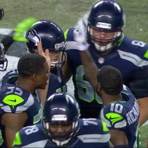 Seattle Seahawks kicker Steven Hauschka 59-yard field goal