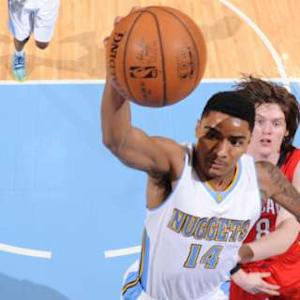 Steal of the Night - Gary Harris