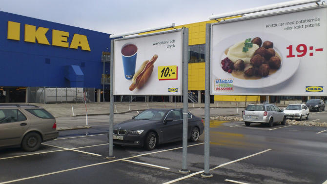 Ikea withdraws meatballs in more than 20 countries